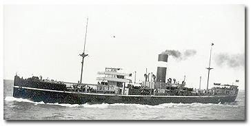 Nardana (BI 1919-1941) BI cadetship from 1929 to 1939